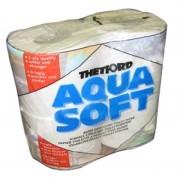 Туалетная бумага (растворимая) Аква Софт 4 рулона (Нидерланды)