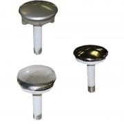 Заглушка на умывальник (мойку) (хром, золото, металлик)