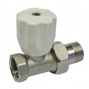 Вентиль радиаторный ARCO Ду 15 прямой (07601)