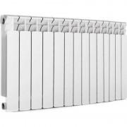 Радиатор Алюминиевый RIFAR Alum 500- 14 секции (боковое подключение)