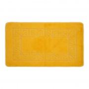 """Коврик для ванной """"BANYOLIN"""" 55х90см (11 мм) желтый"""