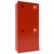 Шкаф пожарный ШПК-320В-21 (встроенный закрытый красный)