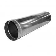 Воздуховод сталь оцинк. Д -125 L - 500 мм