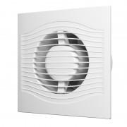 Вентилятор осевой вытяжной малошумная серия D 150 SLIM 6