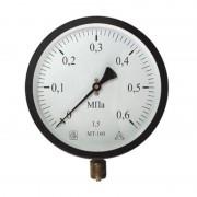 Манометр технический МТ-100 (0,6 МПа) 1п/г19