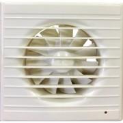 Вентилятор осевой вытяжной D 100 Виенто 100СТ с таймером