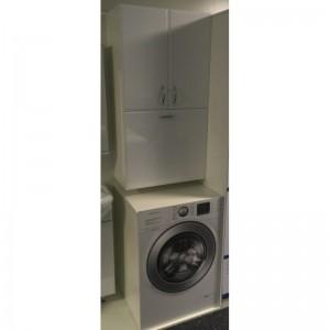 Шкаф подвесной Афина 60 с корзиной (TIVOLI)