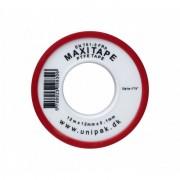 Лента ФУМ MAXITAPE (13,2 м х 12 мм х 0,1 мм) (красн.)