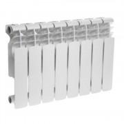 Алюминиевый радиатор Оазис PRO 350/80 8 секции